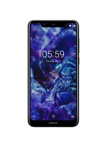 Nokia 5.1 Plus Ta 1108 Ss 32Gb Siyah Cep Telefonu Siyah